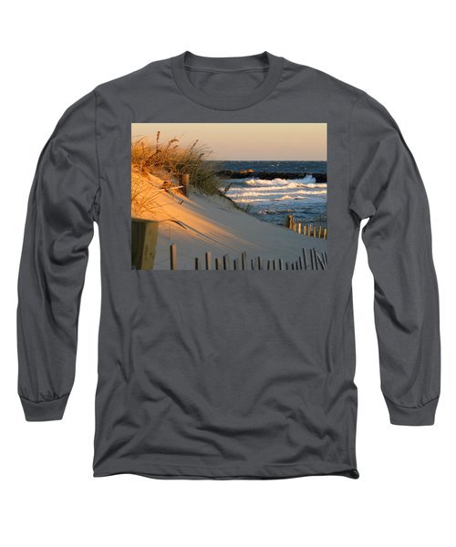 Long Sleeve T-Shirt featuring the photograph Morning's Light by Dianne Cowen