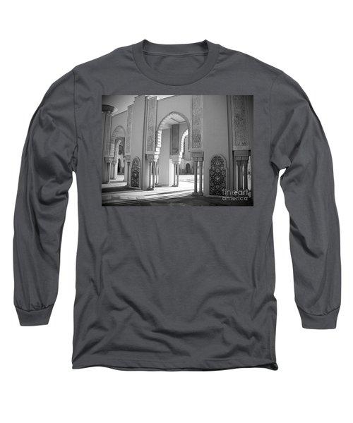 Morocco #1 Long Sleeve T-Shirt by Susan Lafleur