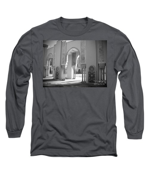 Morocco #1 Long Sleeve T-Shirt
