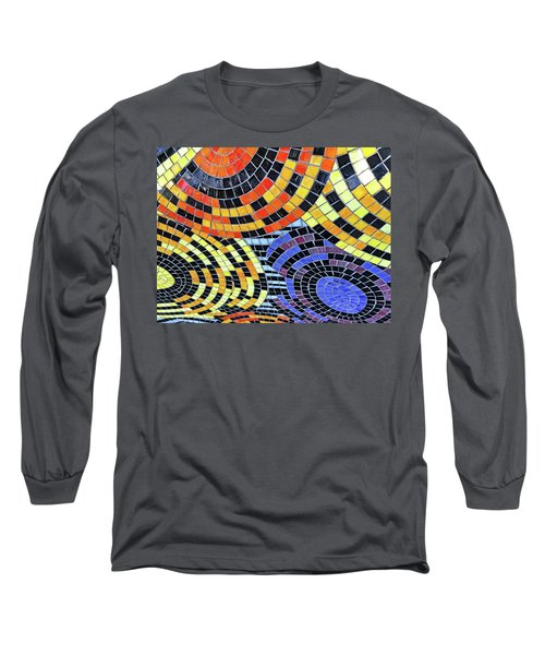 Mosaic No. 113-1 Long Sleeve T-Shirt