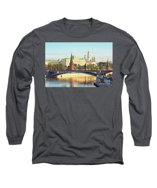 Moscow, Kremlin Long Sleeve T-Shirt
