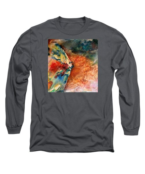 Mother's Day Long Sleeve T-Shirt by Tracy Bonin
