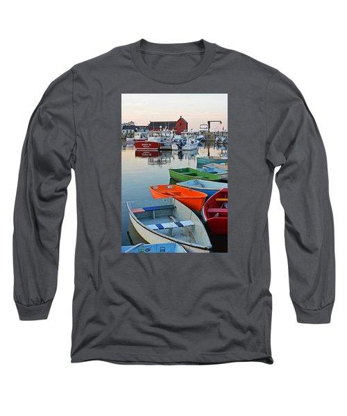 Motif #1 Rockport Ma Long Sleeve T-Shirt