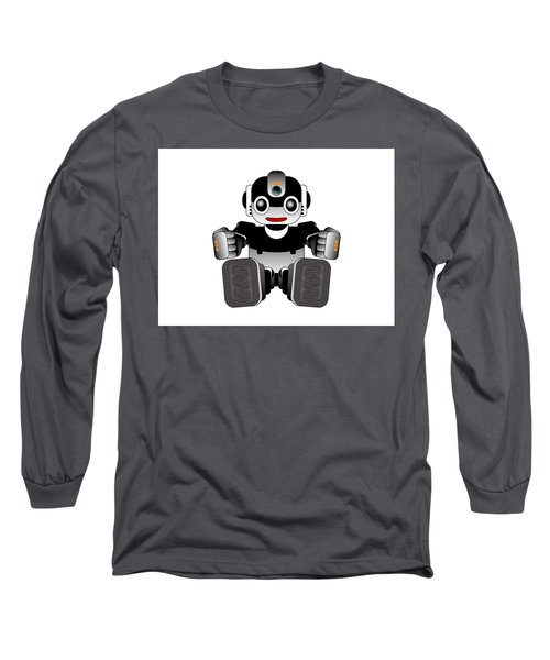 Moto-hal Long Sleeve T-Shirt