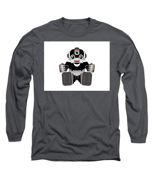 Moto-hal Long Sleeve T-Shirt