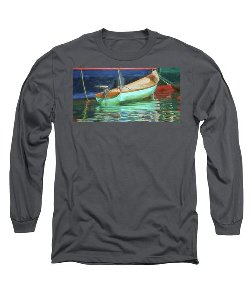 Motorboat - Reflection Long Sleeve T-Shirt