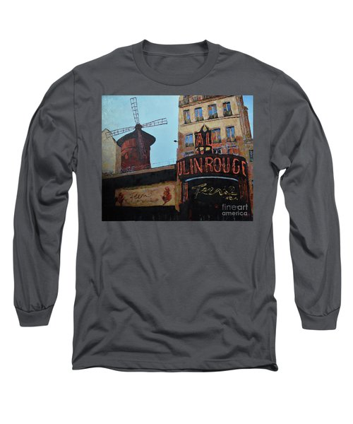 Moulin Rouge Long Sleeve T-Shirt