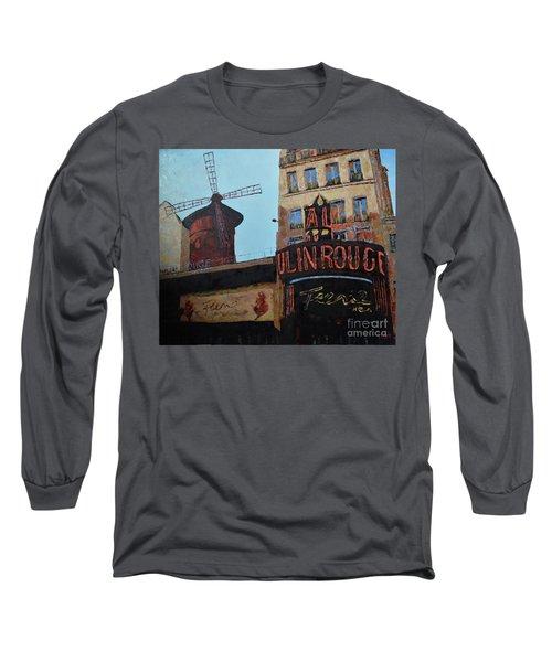 Moulin Rouge Long Sleeve T-Shirt
