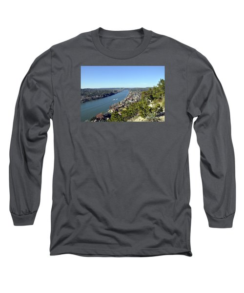 Mount Bonnell Long Sleeve T-Shirt