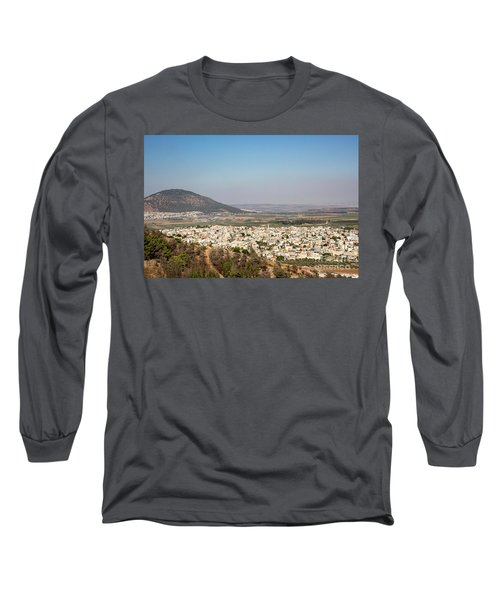 Long Sleeve T-Shirt featuring the photograph Mount Of Ascension by Mae Wertz