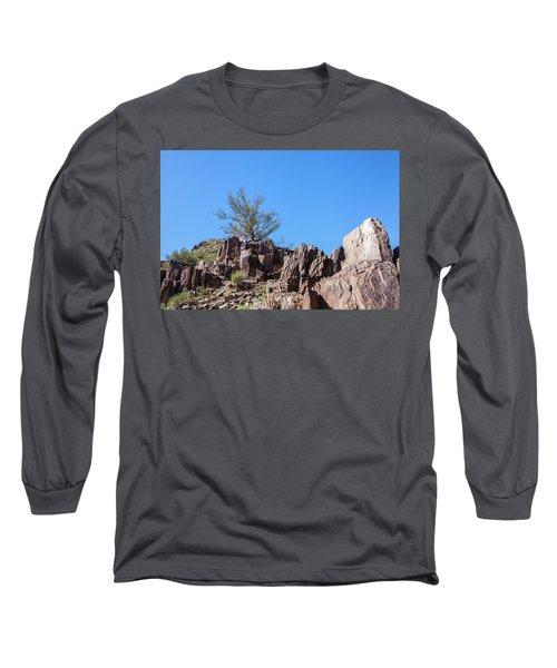 Mountain Bush Long Sleeve T-Shirt