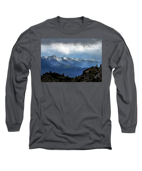 Mountain Moodiness Long Sleeve T-Shirt
