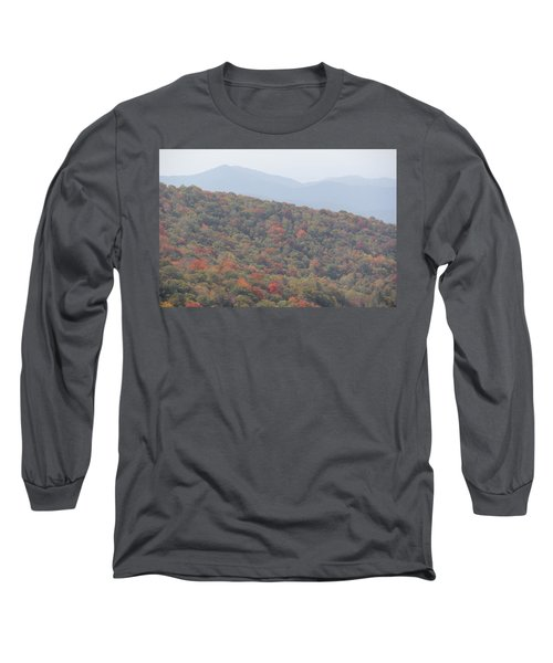Mountain Range Long Sleeve T-Shirt