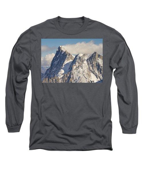 Mountain Rescue Long Sleeve T-Shirt