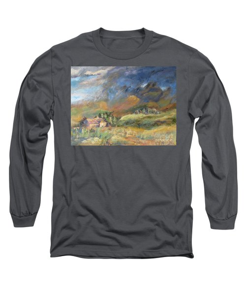 Mountain Storm Long Sleeve T-Shirt