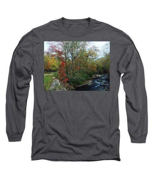 Mountain Stream Long Sleeve T-Shirt