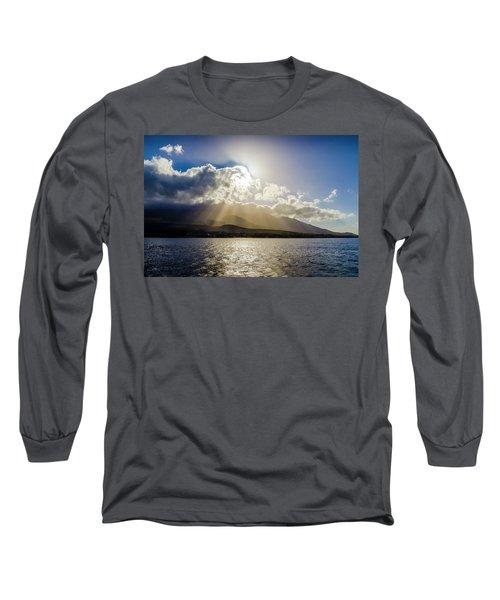 Mountain Sunbeams Long Sleeve T-Shirt
