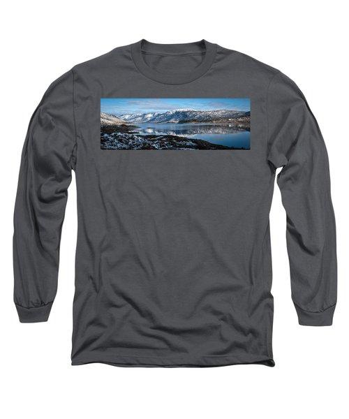 Mountain Tranquillity  Long Sleeve T-Shirt