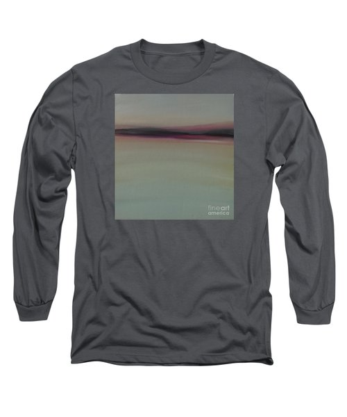 Mountains At Dawn Long Sleeve T-Shirt