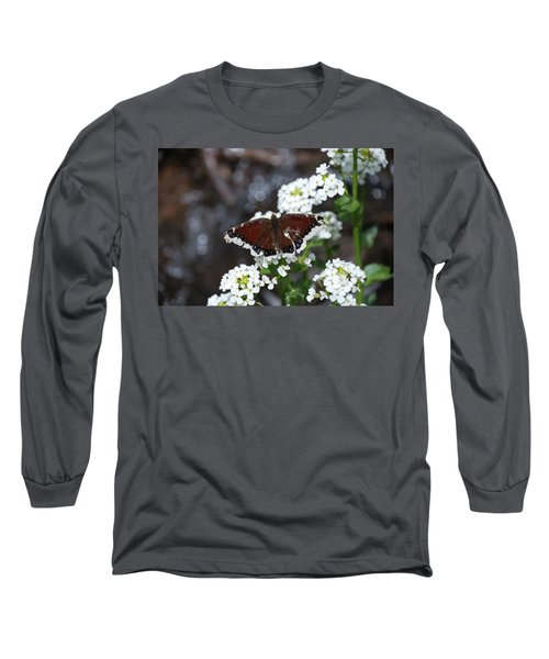 Mourning Cloak Long Sleeve T-Shirt