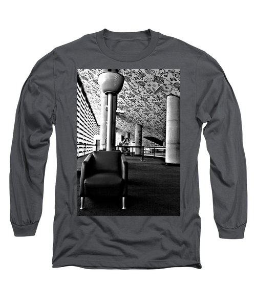 Movie Theater   Long Sleeve T-Shirt