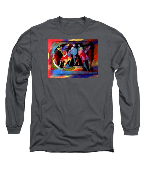Mr Ameeba 1 Long Sleeve T-Shirt