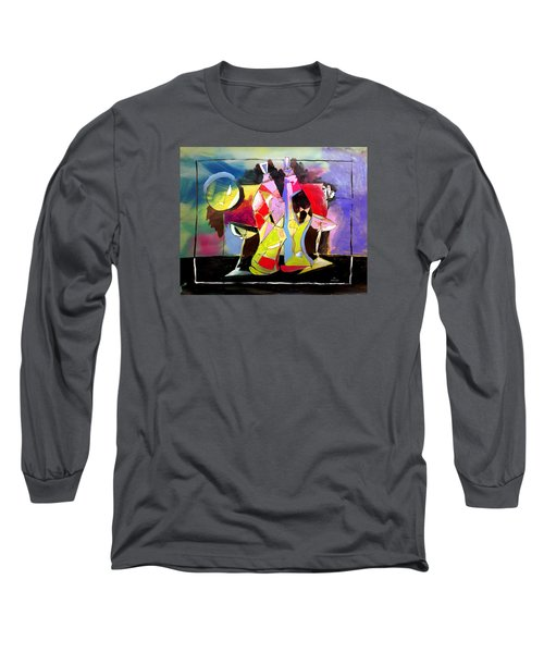 Mr Ameeba 3 Long Sleeve T-Shirt