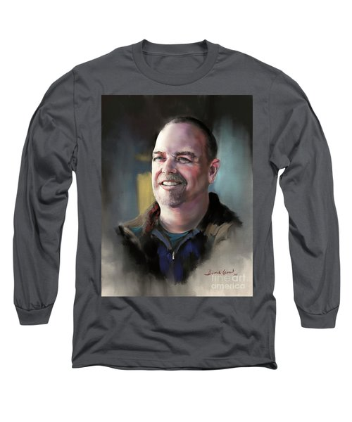Mr. Mack Long Sleeve T-Shirt