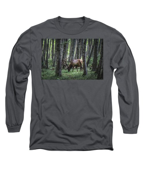 Mr Roosevelt Long Sleeve T-Shirt