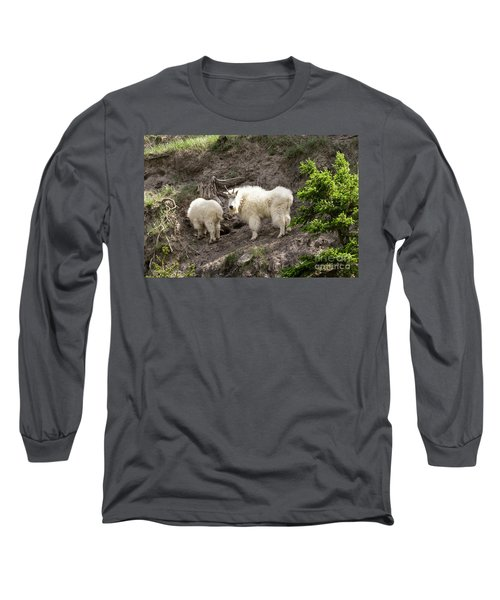 Mt Goat Outing Long Sleeve T-Shirt