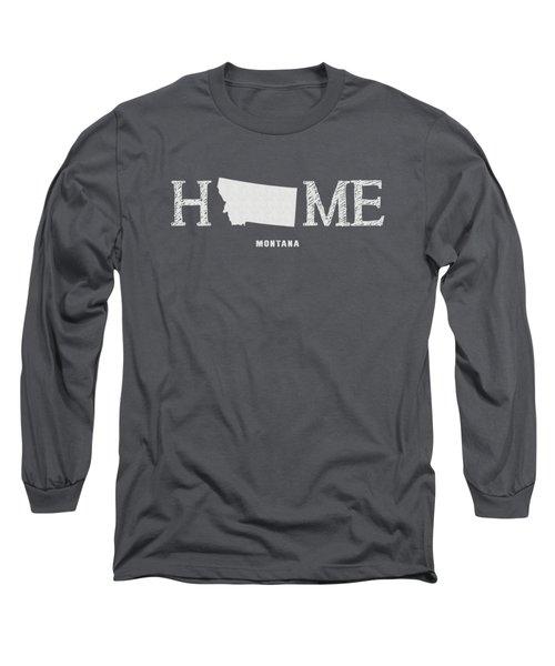 Mt Home Long Sleeve T-Shirt