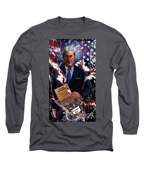 Mueller All The Kings Men 1 Long Sleeve T-Shirt