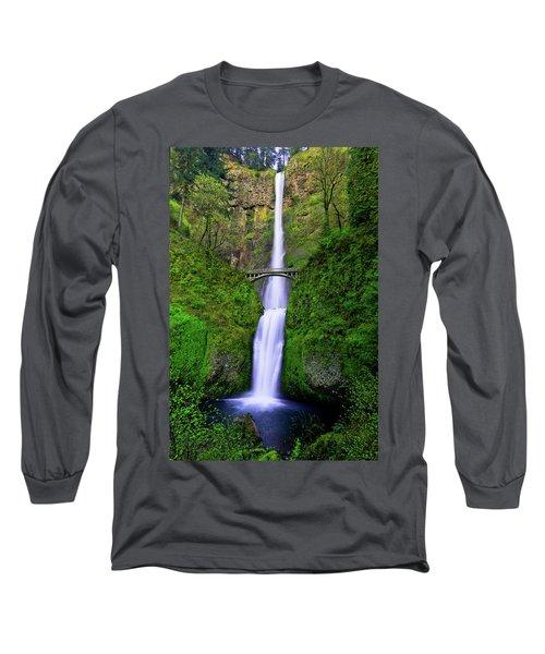 Multnomah Dream Long Sleeve T-Shirt