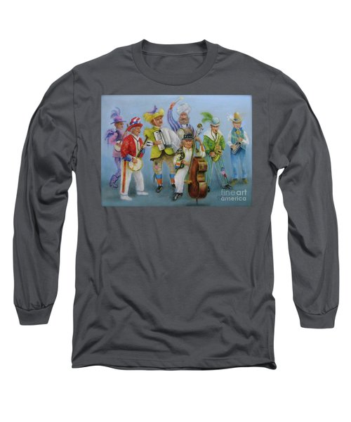 Mummers Jam Session Long Sleeve T-Shirt