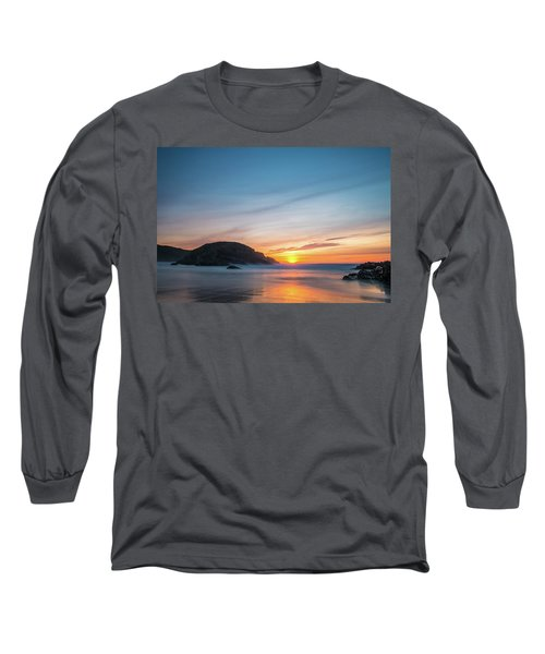 Murder Hole Beach Long Sleeve T-Shirt