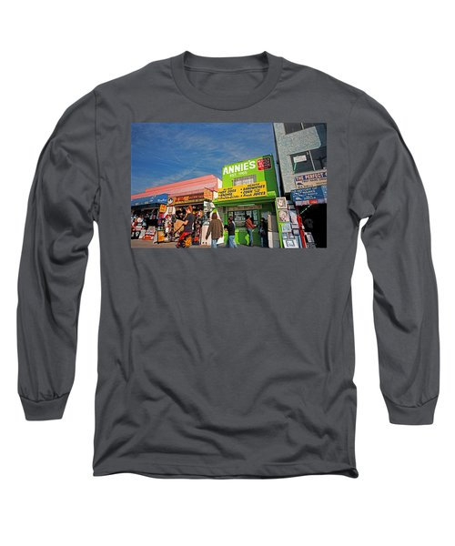 Muscle Beach Long Sleeve T-Shirt