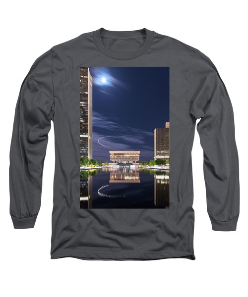 Museum Flyby Long Sleeve T-Shirt