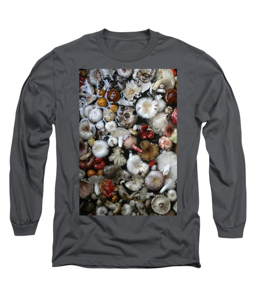 Mushrooms In Thailand Long Sleeve T-Shirt