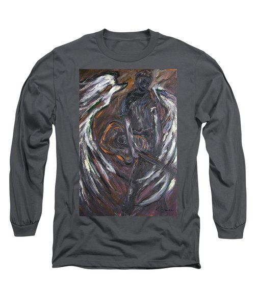 Music Angel Of Broken Wings Long Sleeve T-Shirt