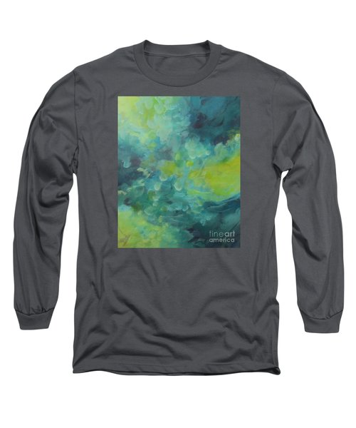 Musing 117 Long Sleeve T-Shirt by Elis Cooke