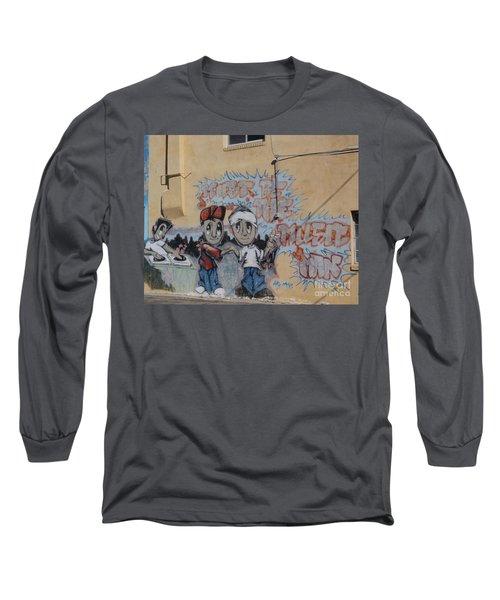 Must Be The Music Man Long Sleeve T-Shirt
