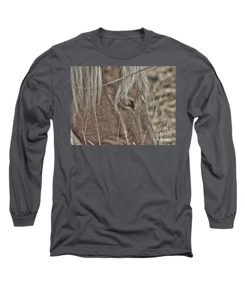 Mustango Long Sleeve T-Shirt