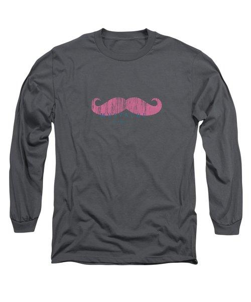 Mustashe Its A Way Of Life Tee Long Sleeve T-Shirt