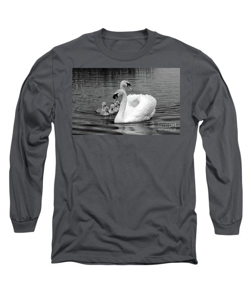 Mute Swans Long Sleeve T-Shirt