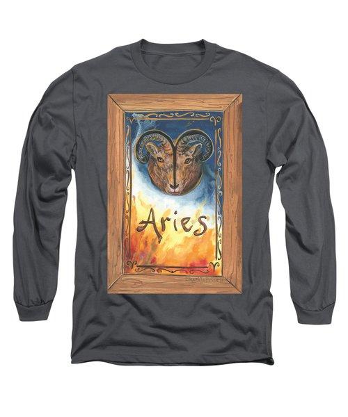 My Aries Long Sleeve T-Shirt