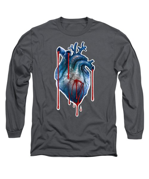 My Cold Heart Long Sleeve T-Shirt