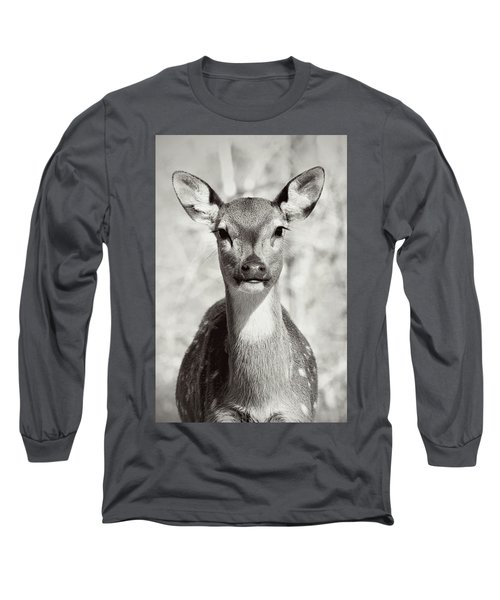 Long Sleeve T-Shirt featuring the photograph My Dear by Jessica Brawley
