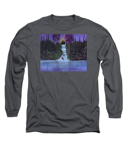 My Deerest Kingdom Long Sleeve T-Shirt