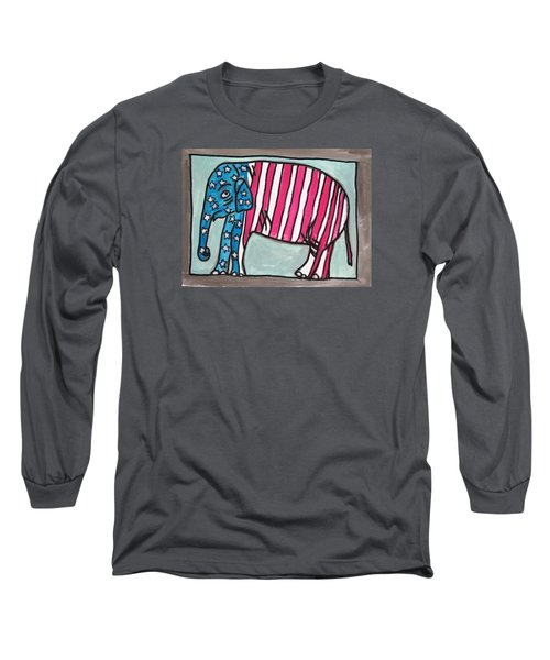 My Elephant Long Sleeve T-Shirt