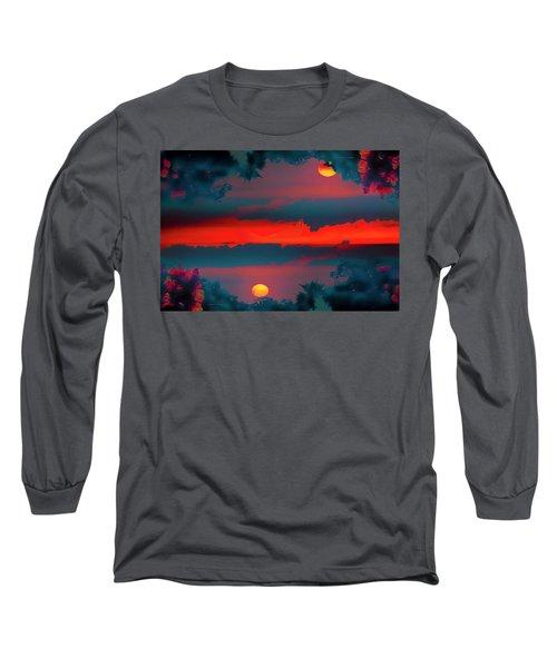 My First Sunset- Long Sleeve T-Shirt